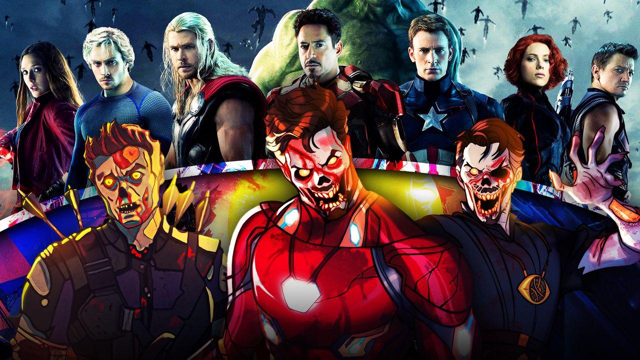 Marvel Zombies Avengers