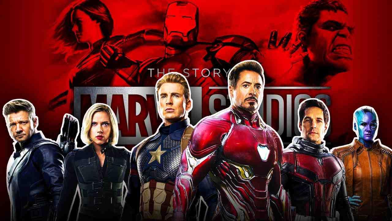 Avengers Superheroes Marvel Studios