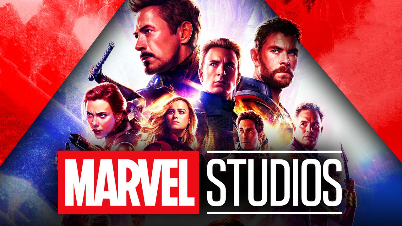 Avengers Endgame poster Marvel Studios logo