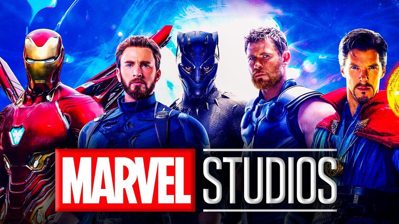 Avengers Superheroes Team Marvel Studios