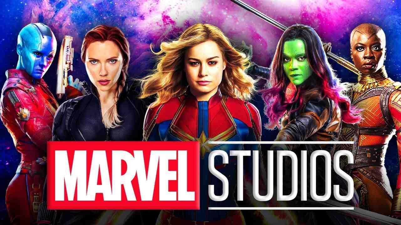 Marvel Studios Captain Marvel Black Widow Gamora Okoye Nebula