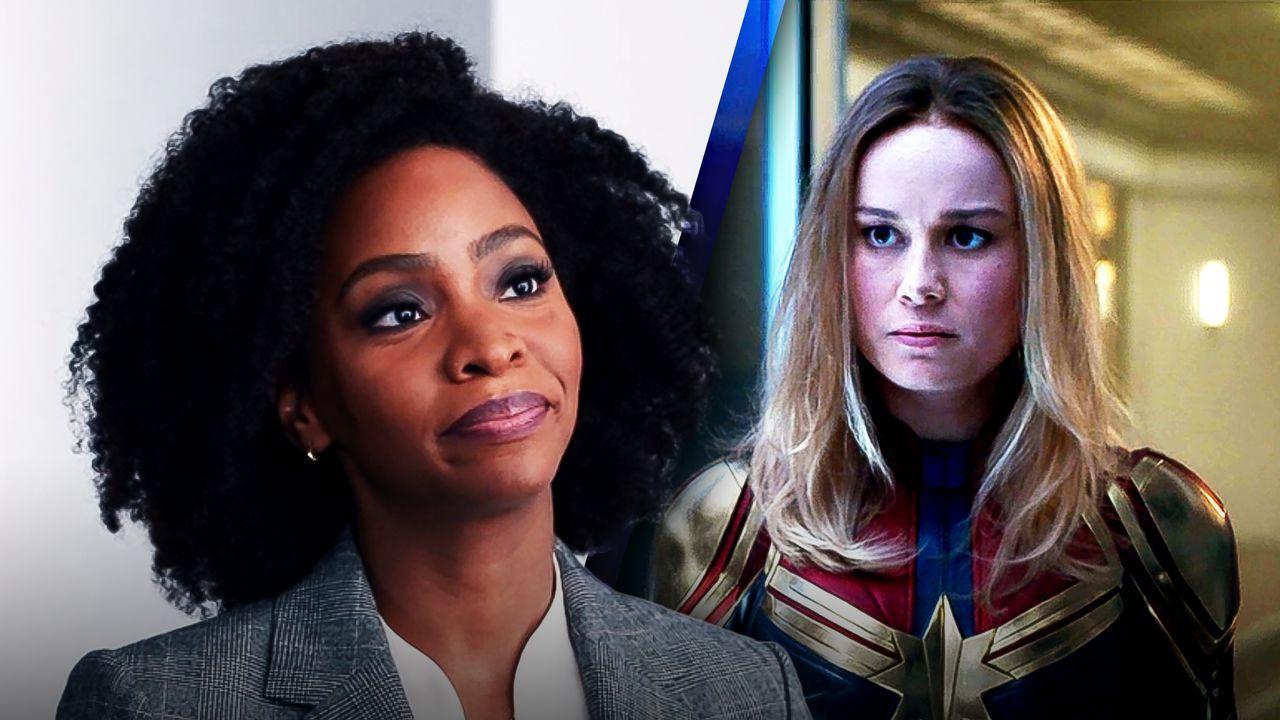 Monica Rambeau, Captain Marvel