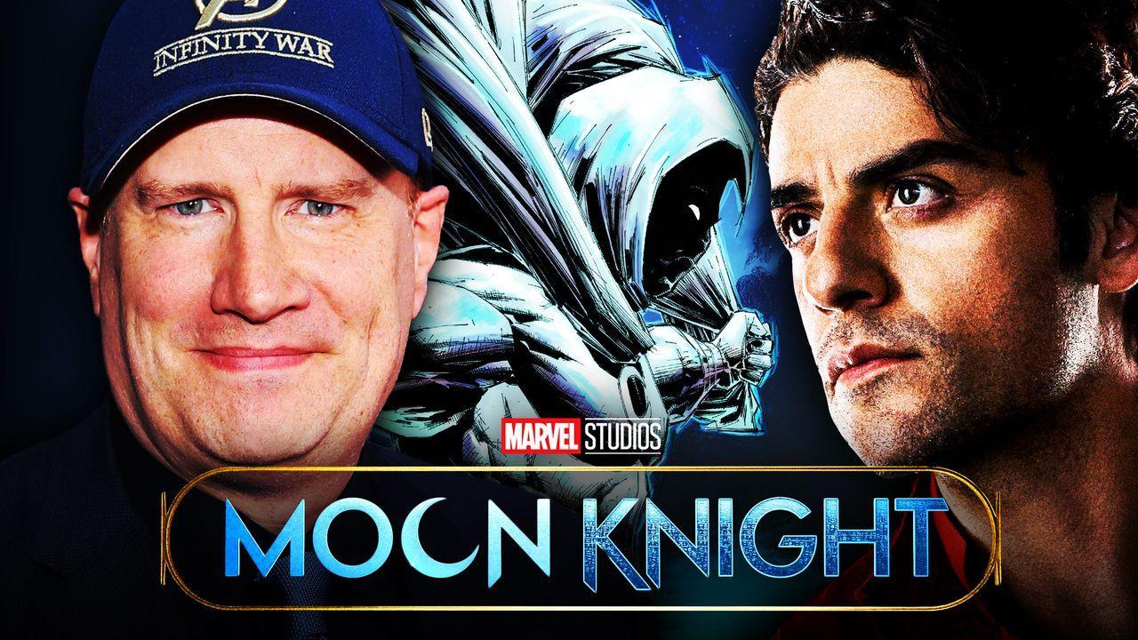 Moon Knight MCU Oscar Isaac