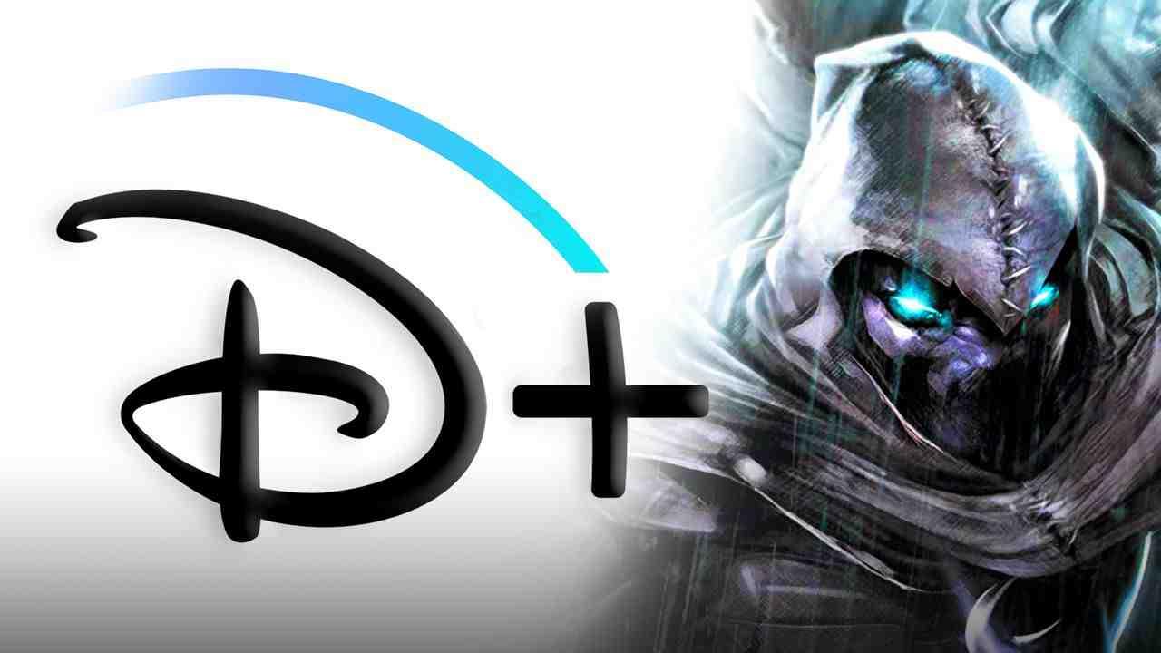 Moon Knight, Disney+ Logo