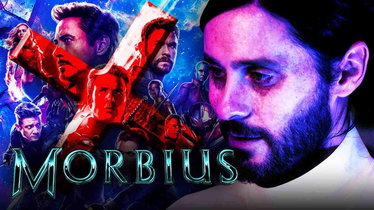 Morbius Movie Avengers Endgame
