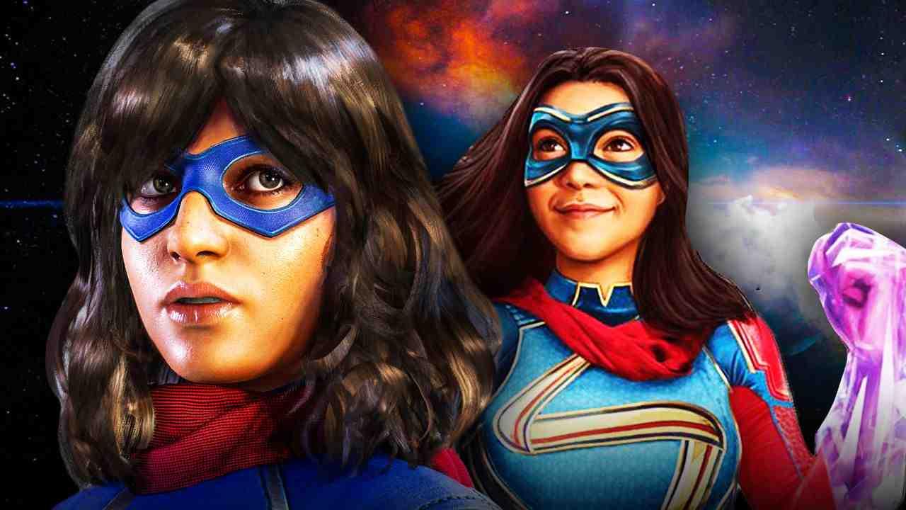 Ms. Marvel, Kamala Khan, MCU Superhero Costume Photo