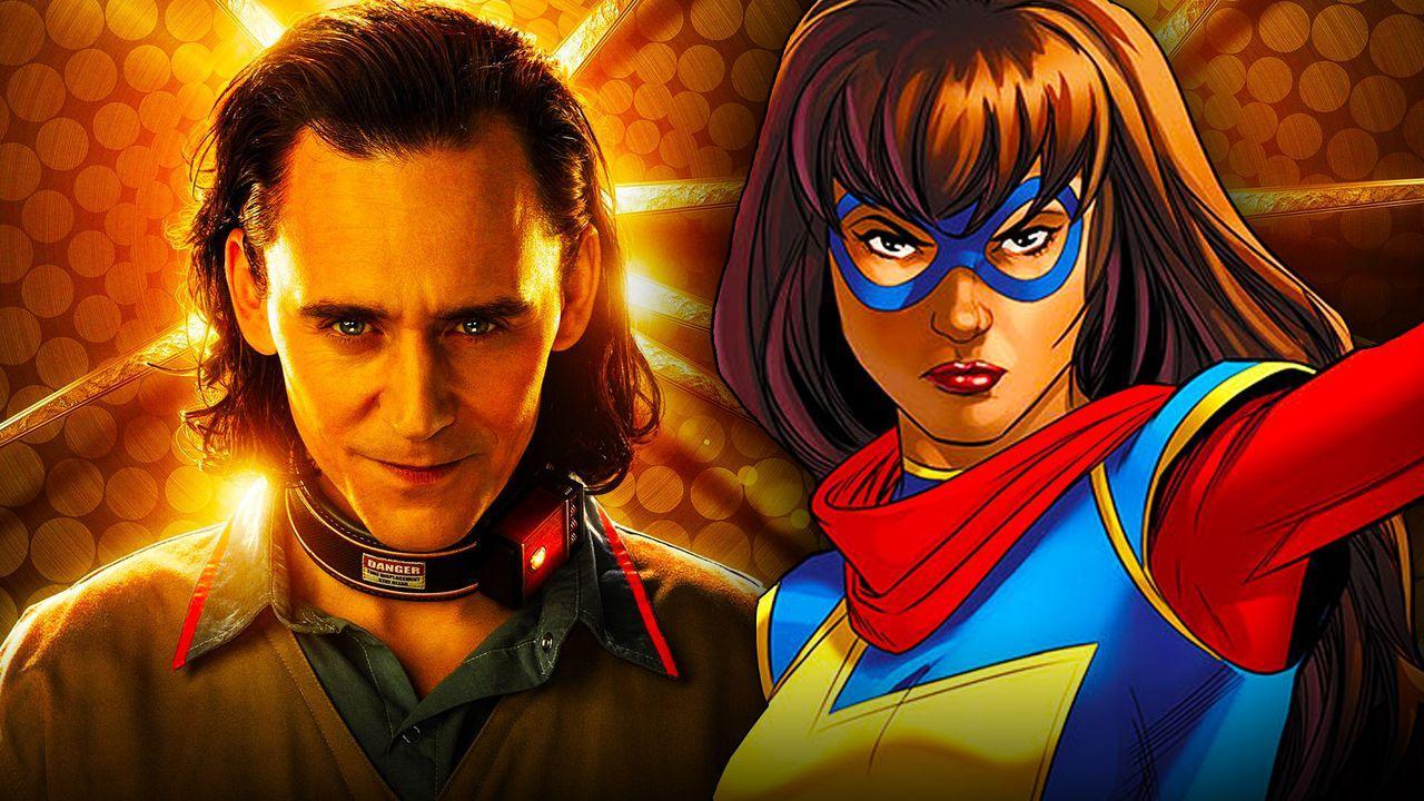 Loki Ms Marvel
