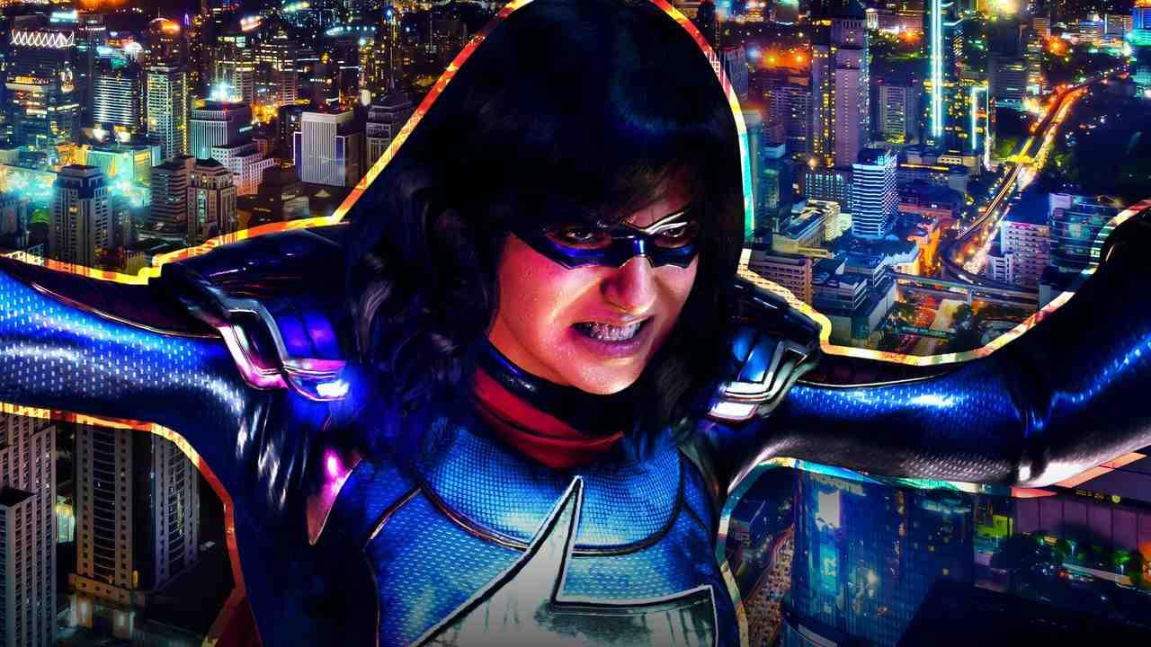 Kamala Khan, Marvel's Avengers, Bangkok background
