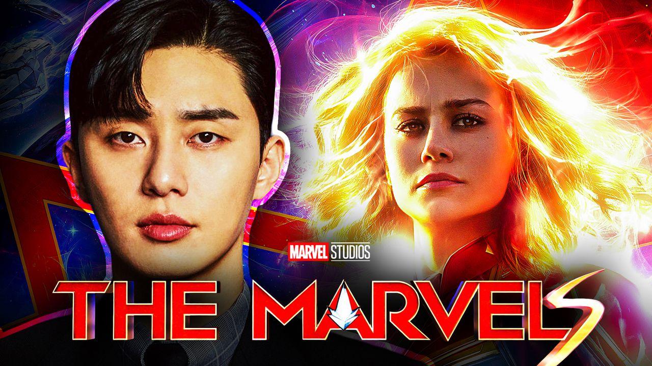 Captain Marvel 2: The Marvels Park Seo-joon