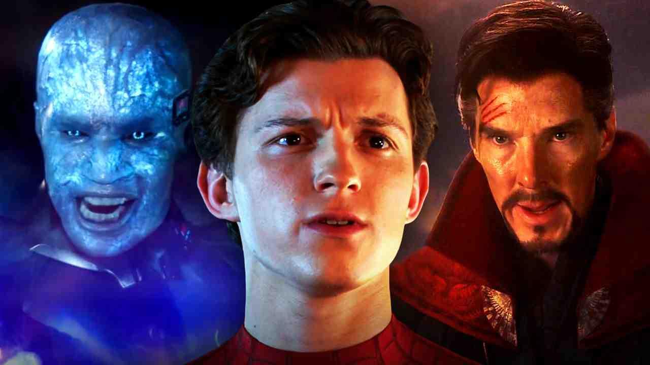 Electro, Peter Parker, Doctor Strange