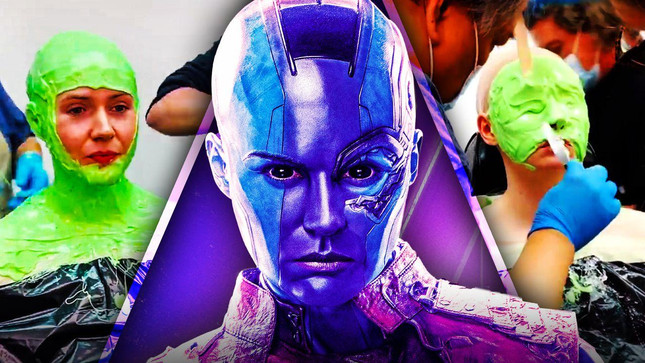 Nebula Guardians of the Galaxy Marvel