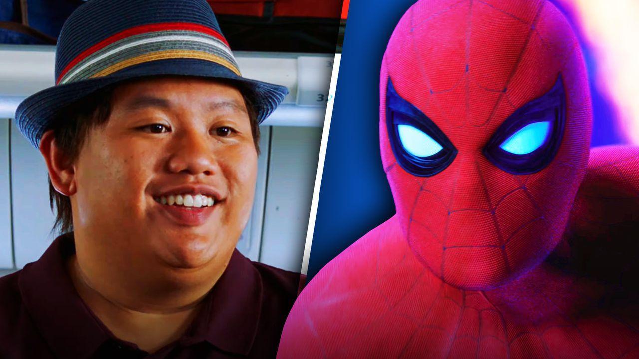 Jacob Batalon as Ned Leeds, Spider-Man