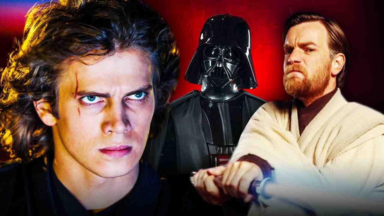 Hayden Christensen, Darth Vader, Kenobi