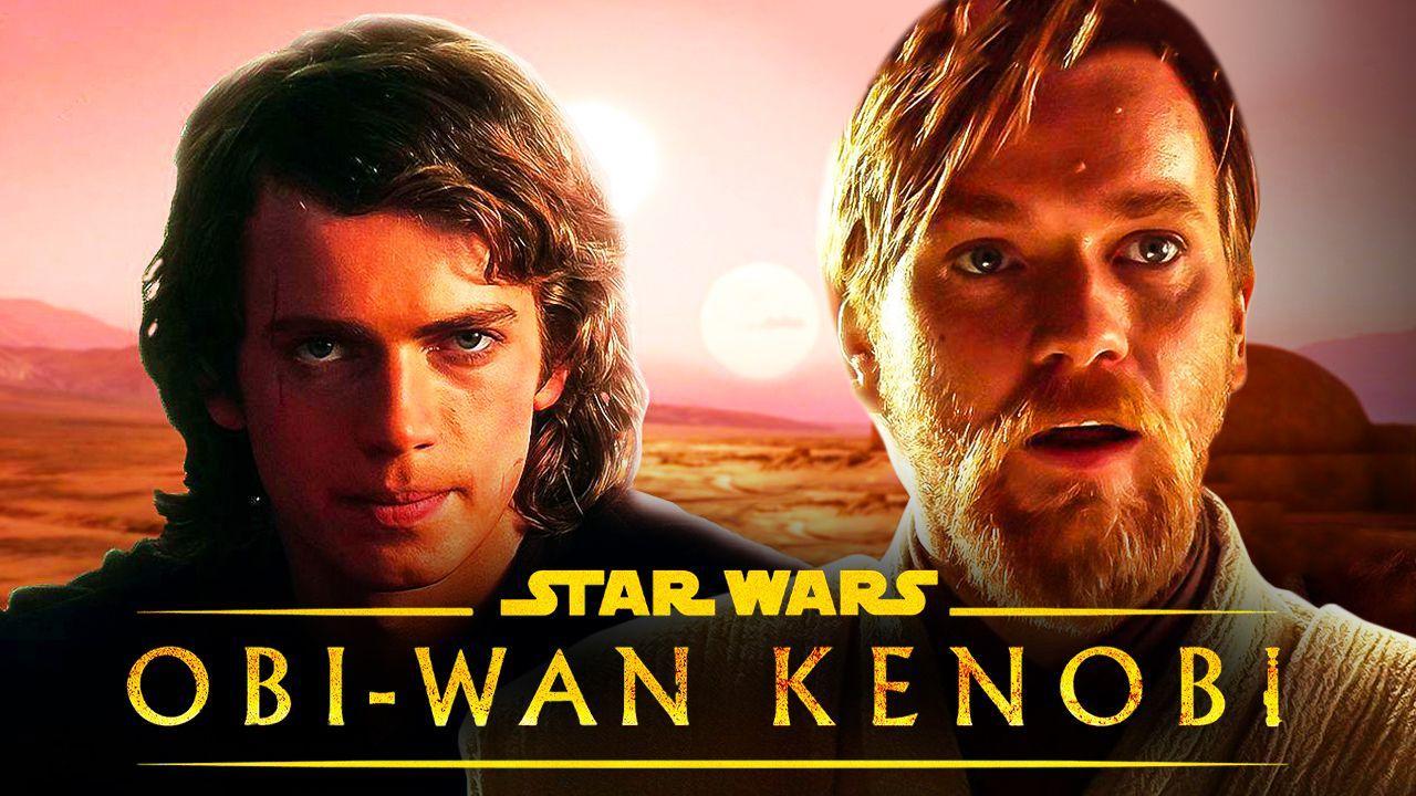 Obi-Wan Kenobi Disney Plus Anakin Skywalker