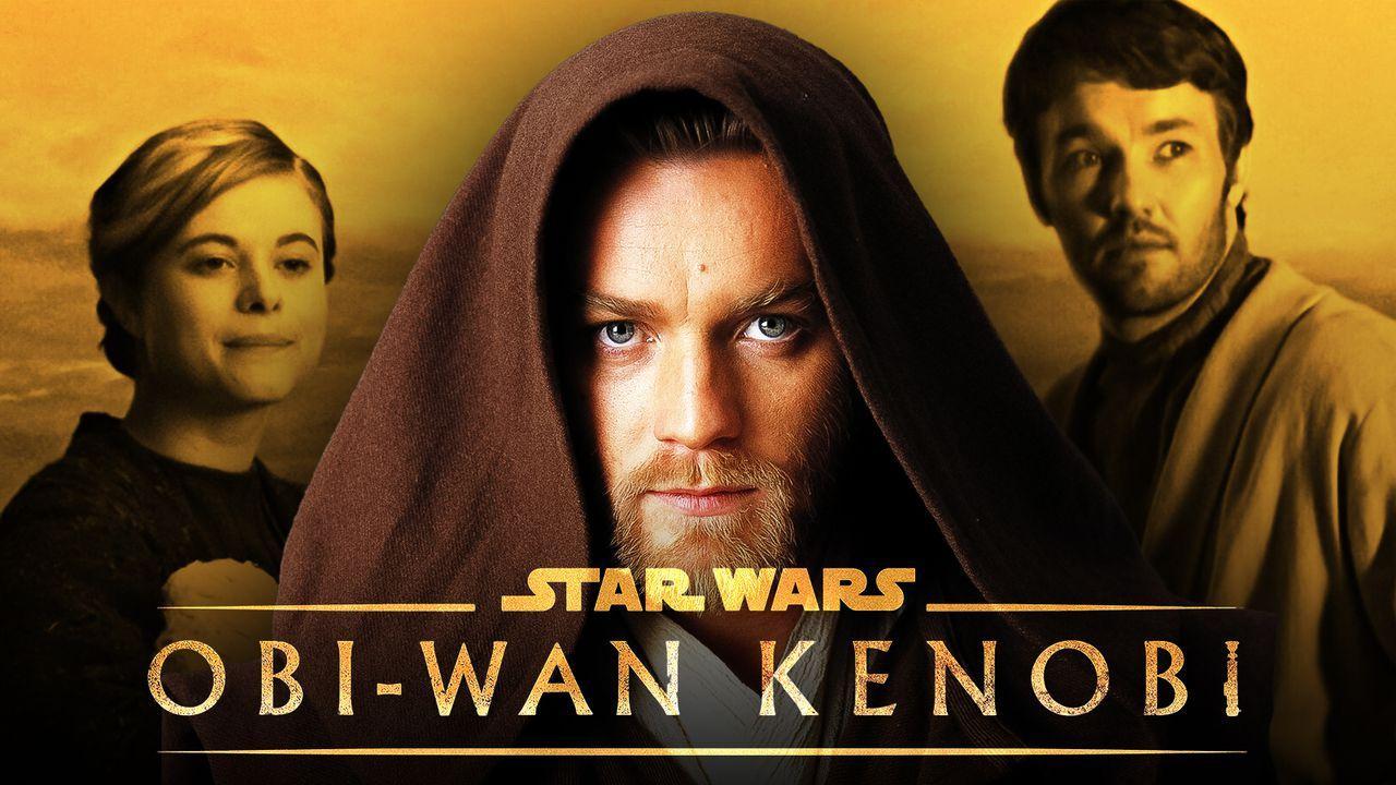 Obi-Wan Kenobi, Bonnie Piesse, Ewan McGregor as Obi-Wan Kenobi