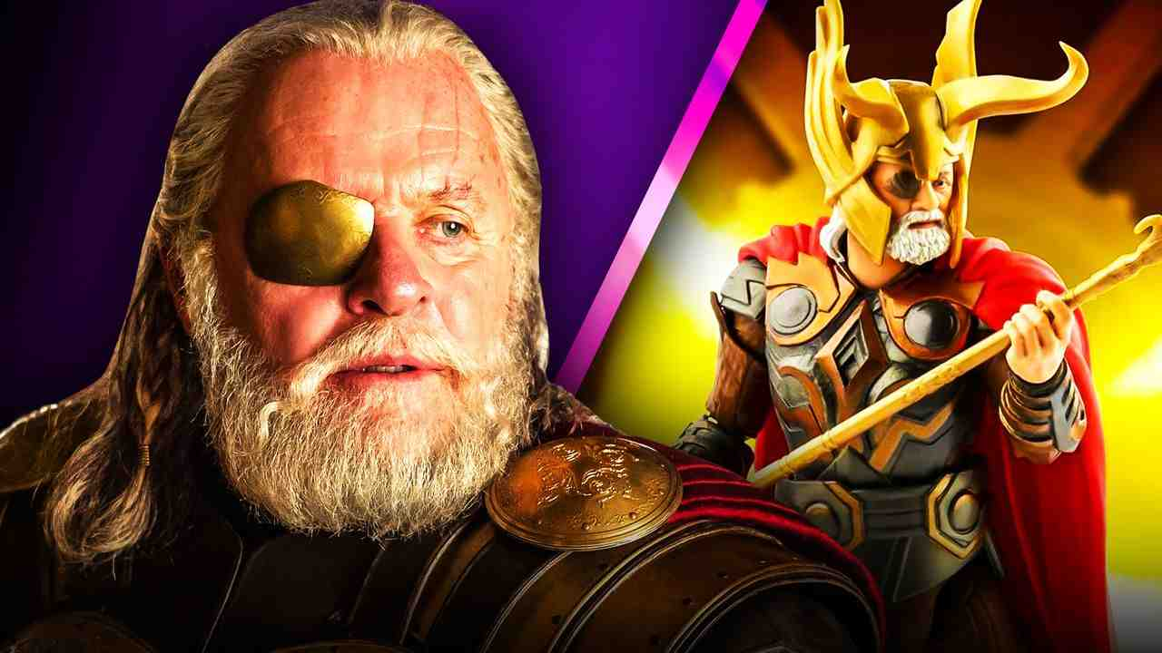 Odin Anthony Hopkins Thor