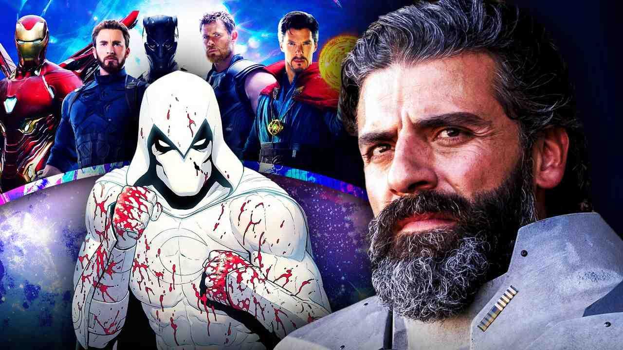 Moon Knight, Oscar Isaac, Avengers
