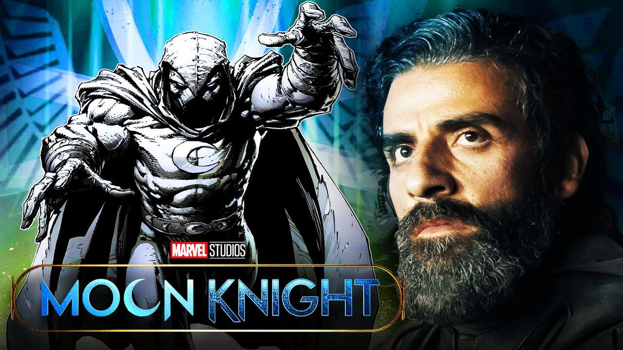Moon Knight Show Oscar Isaac