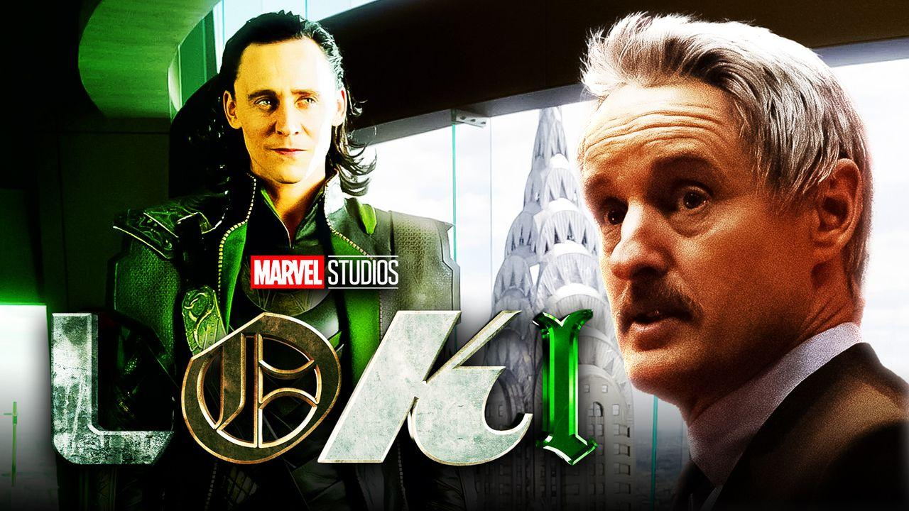 Loki Owen Wilson Character Mobius