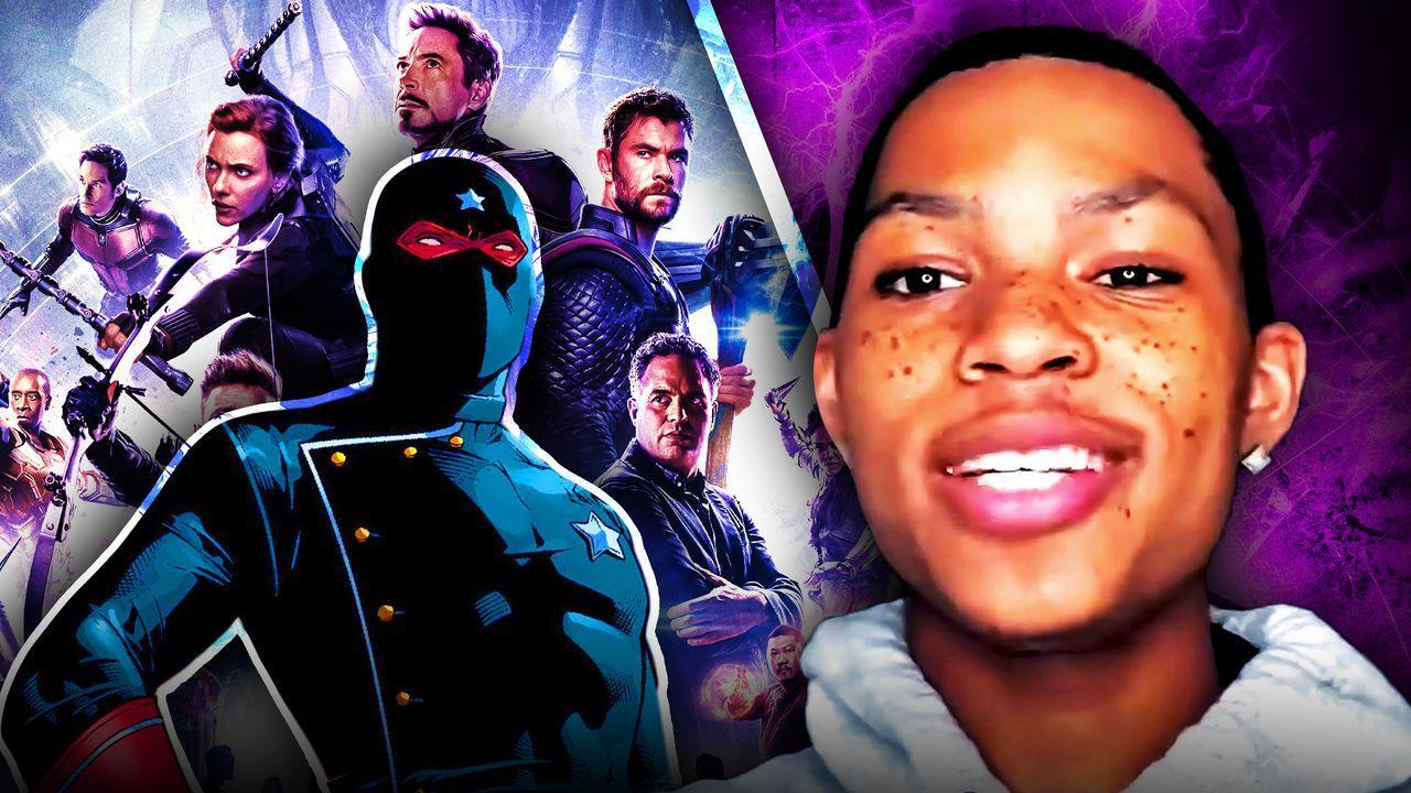 Elijah Richardson Avengers Patriot