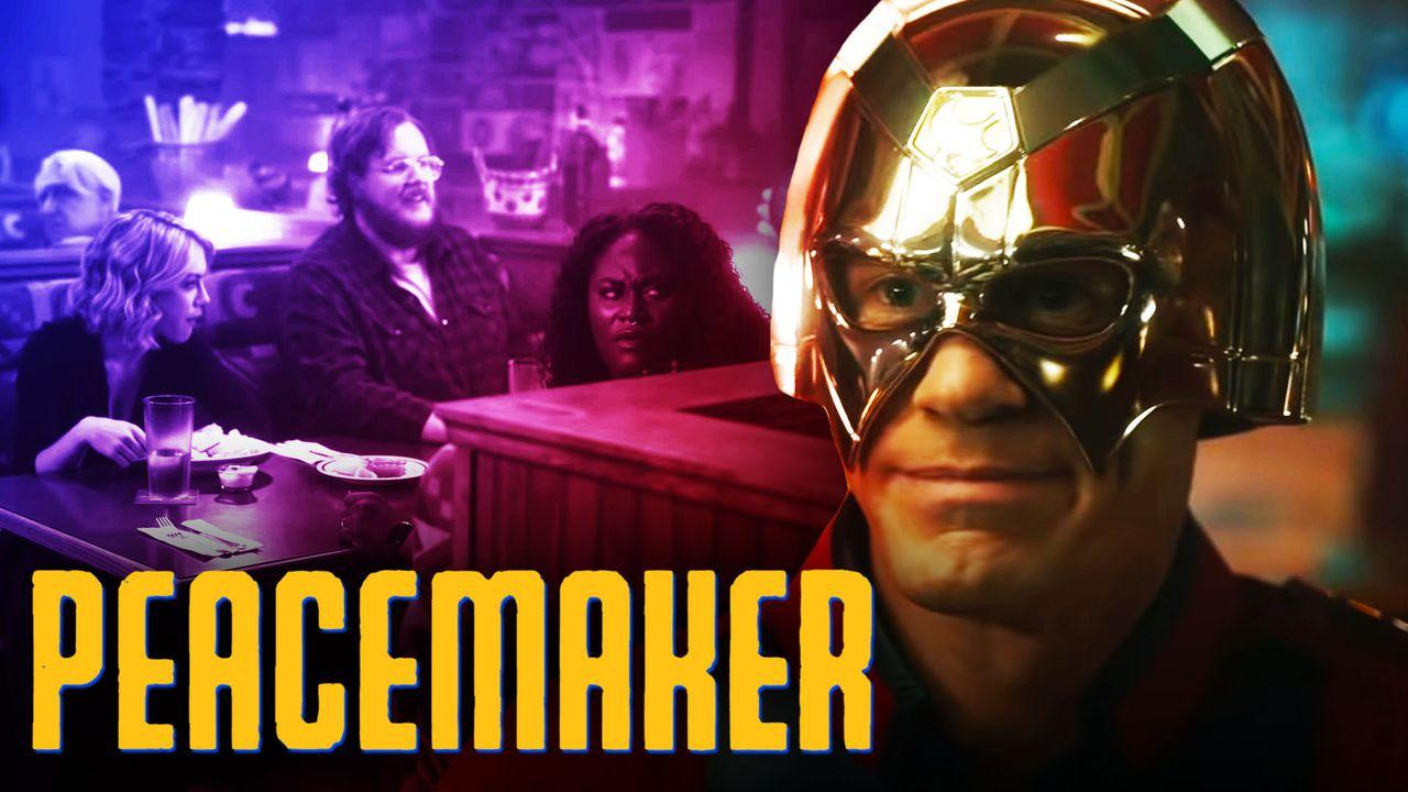 Peacemaker HBO Max Cast