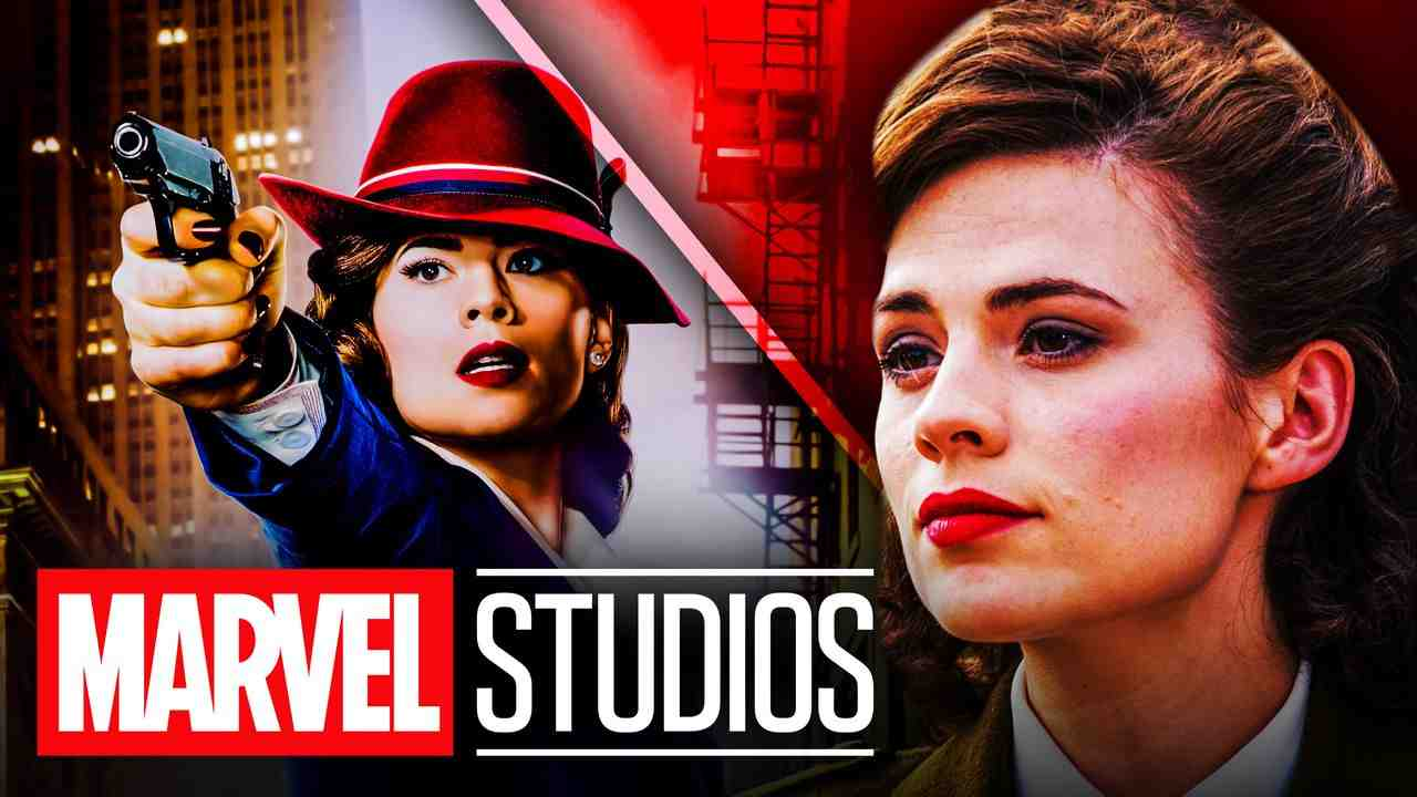 Marvel, MCU, Peggy Carter, What If...?, Hayley Atwell