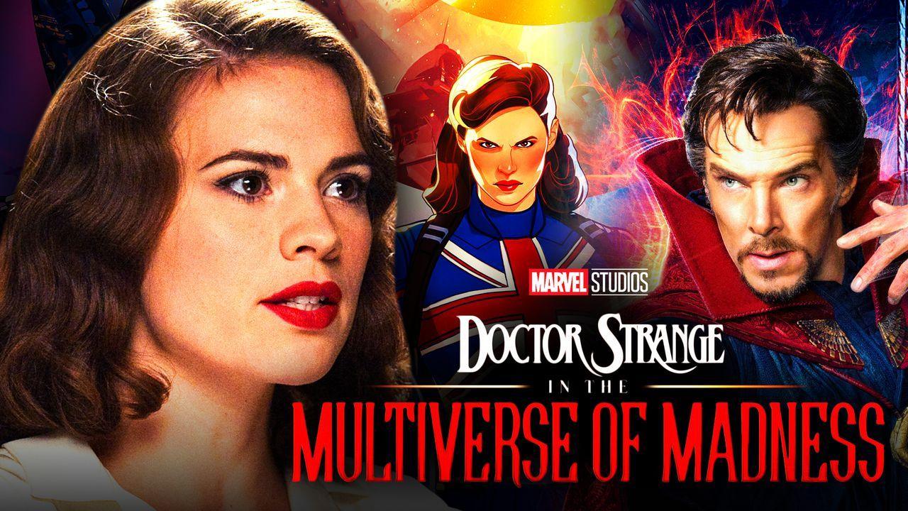 Doctor Strange Hayley Atwell Captain Carter