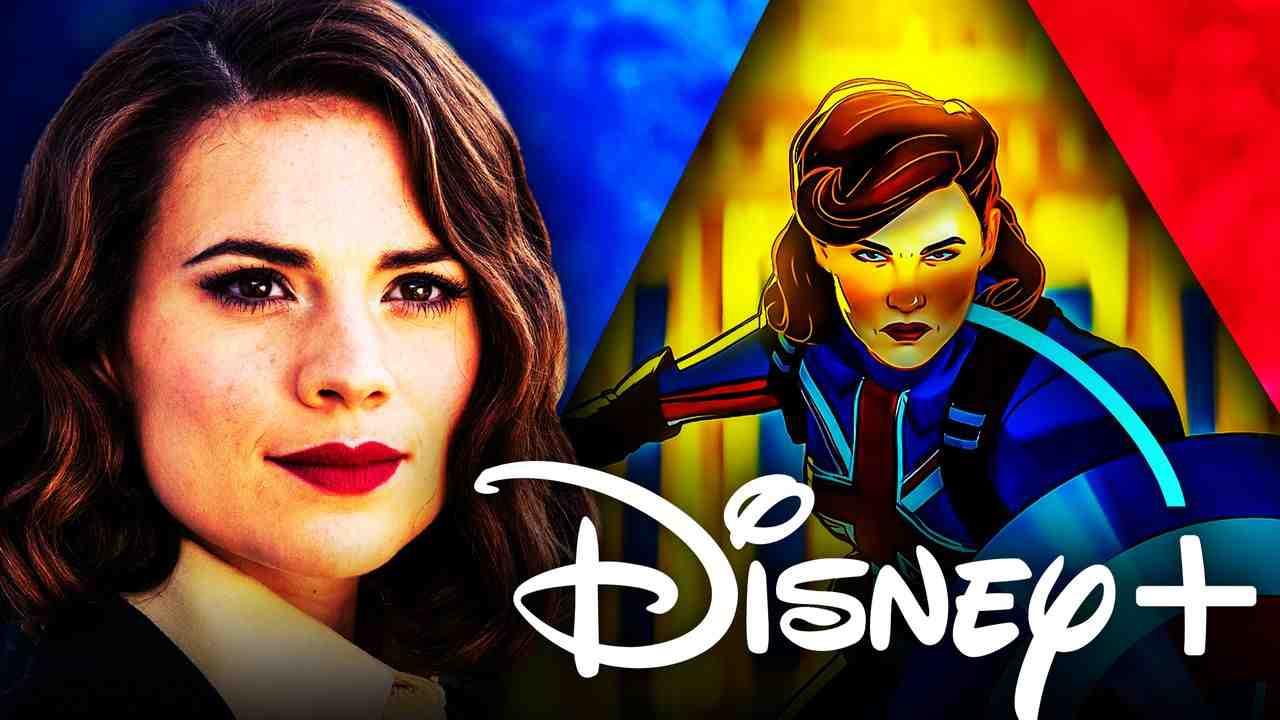 Peggy Carter Hayley Atwell What If Disney Plus