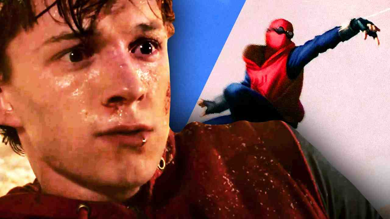 Tom Holland, Spider-Man in Homemade Suit