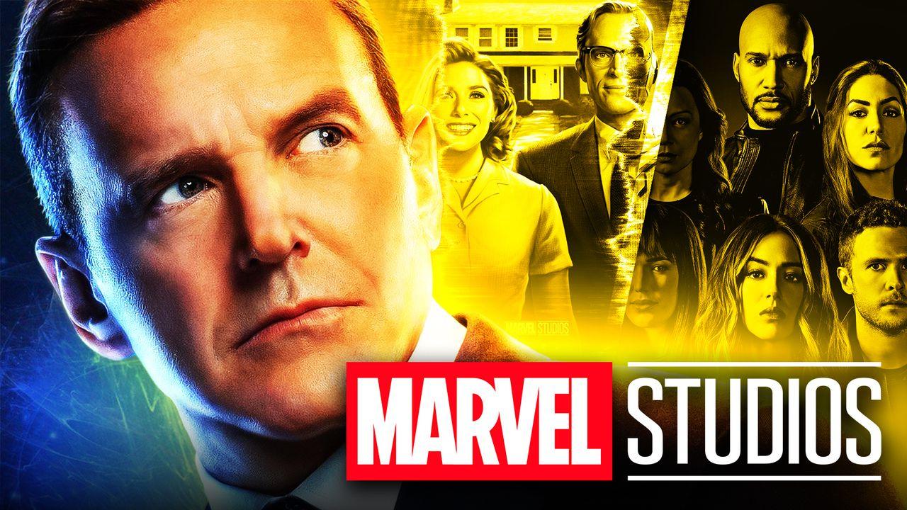 Phil Coulson WandaVision Agents of SHIELD Marvel Studios