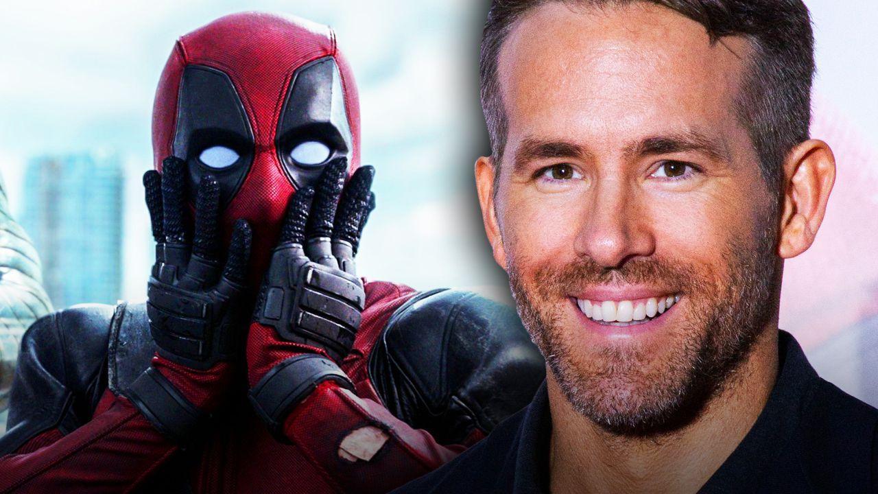 Deadpool and Ryan Reynolds