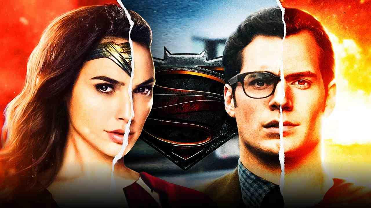 Gal Gadot Henry Cavill Batman v Superman
