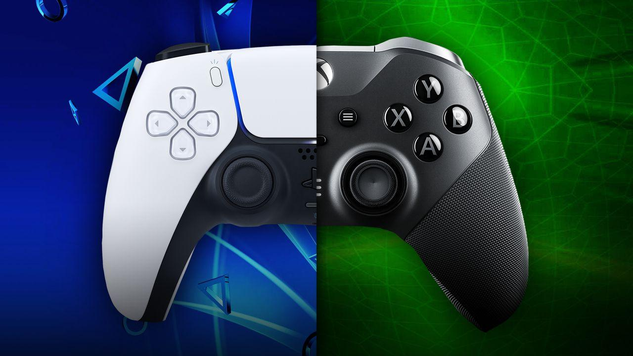 Xbox PlayStation Controller