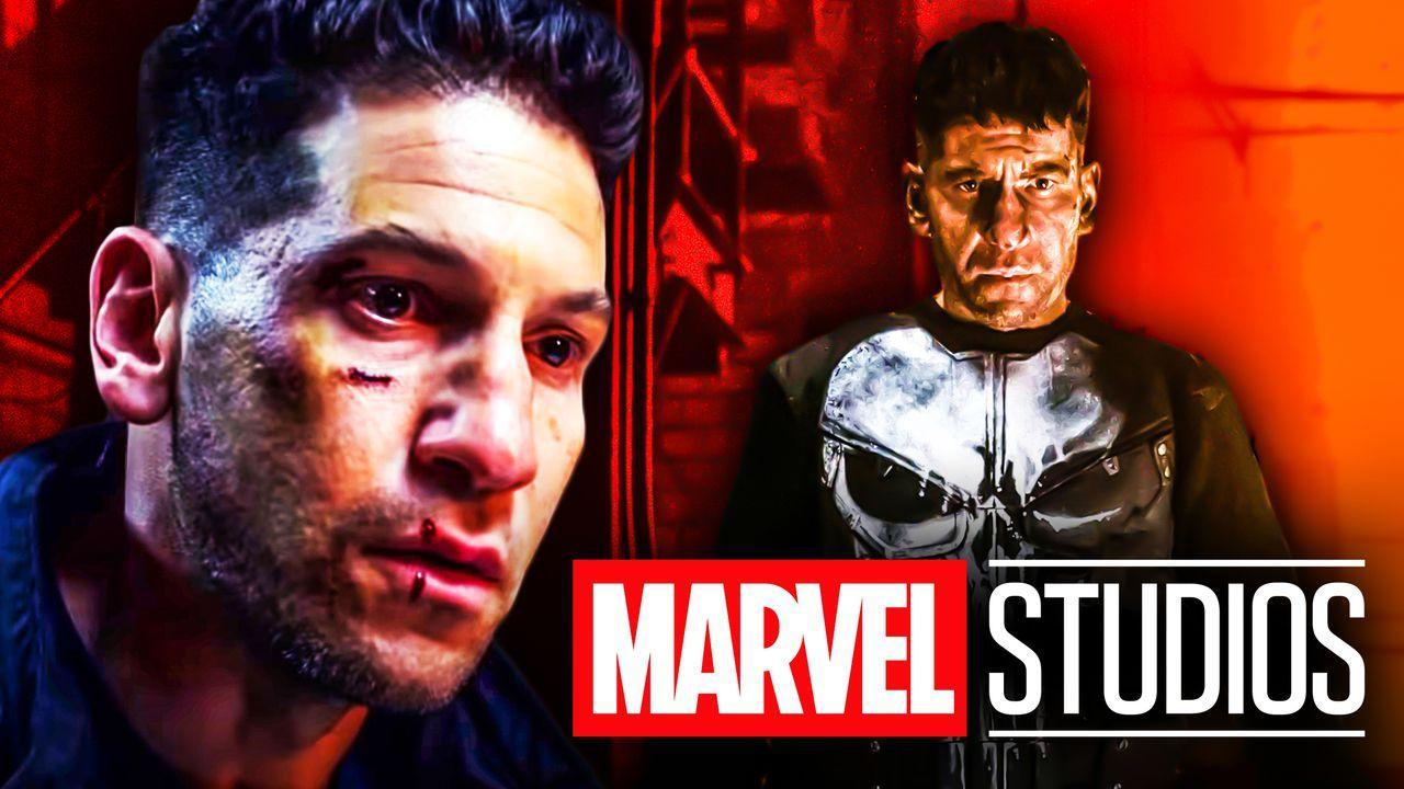 Jon Bernthal, Punisher, Marvel Studios logo