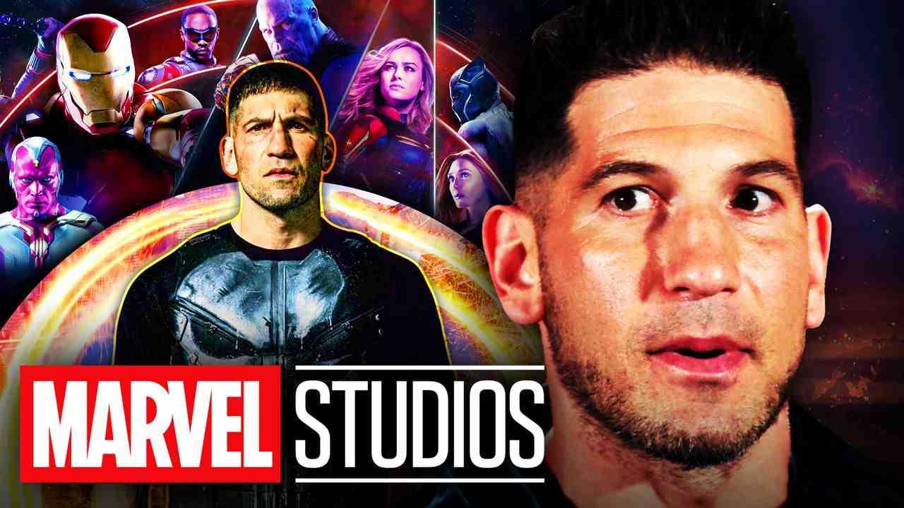 Punisher Marvel Studios Avengers