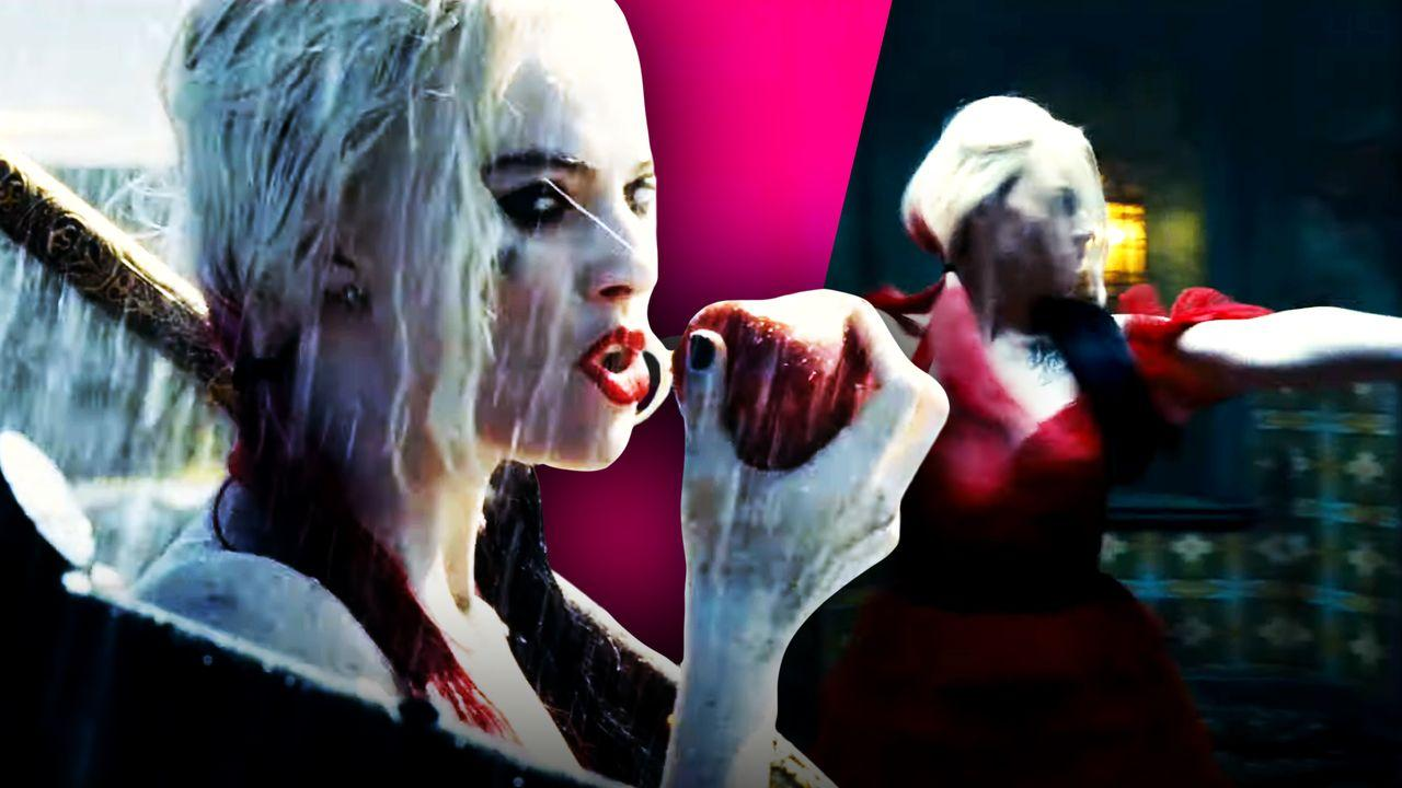 Harley Quinn Margot Robbie The Suicide Squad