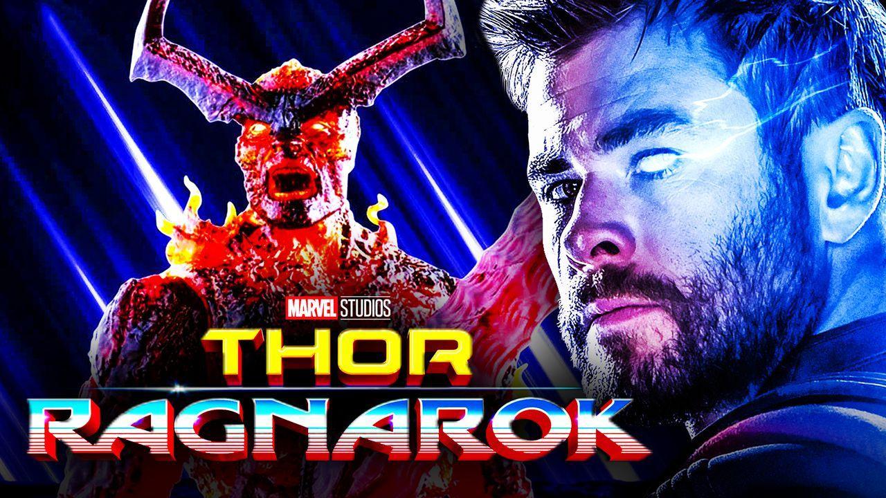 Thor Ragnarok Surtur