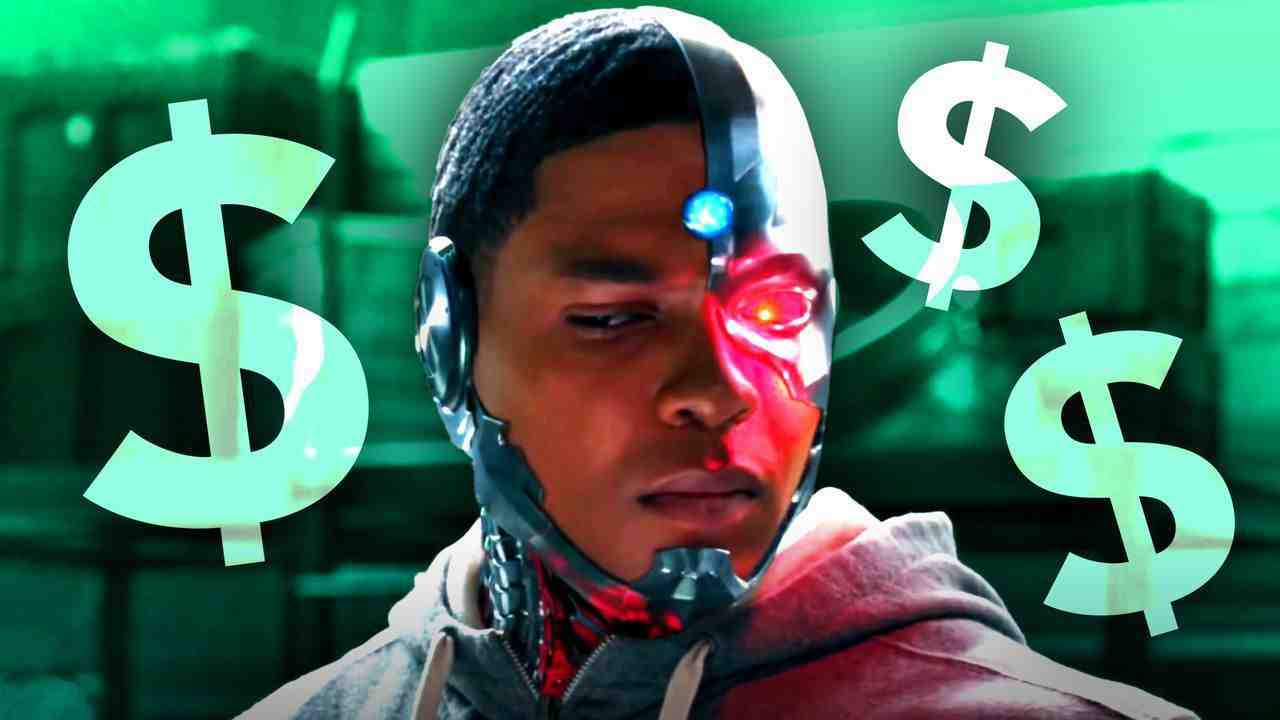 Ray Fisher as Cyborg, Money Signs