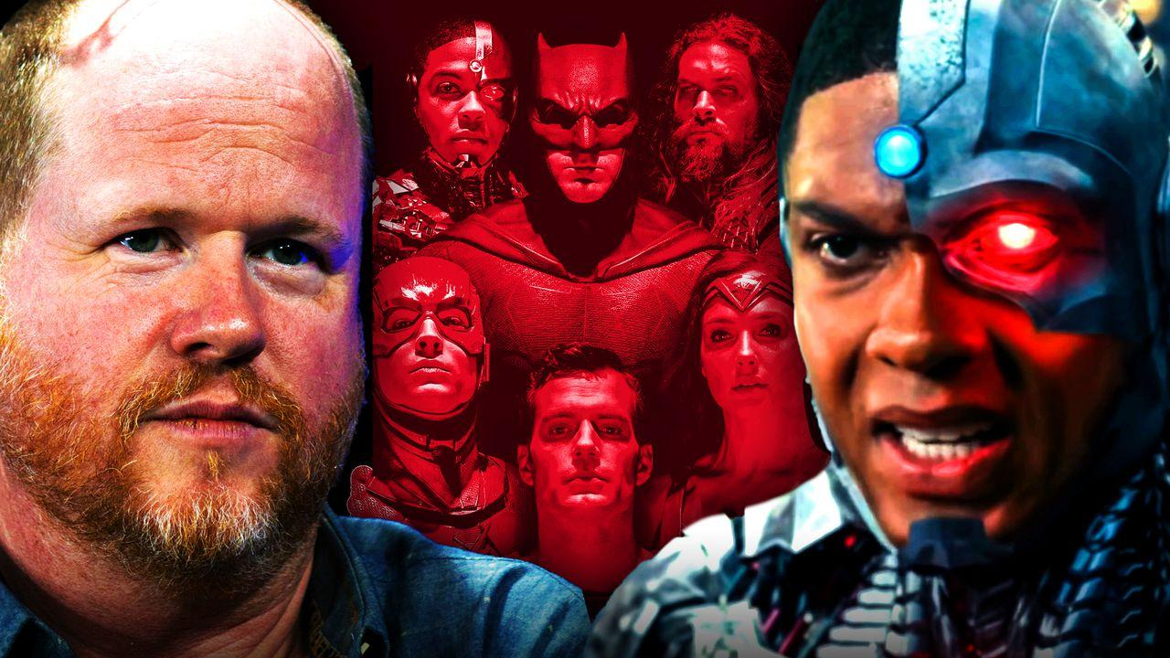 Joss Whedon, Justice League, Ray Fisher