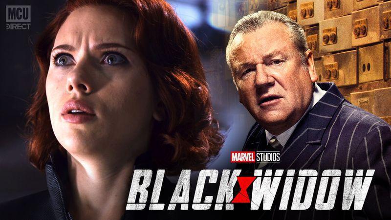 Ray Winstone plays Dreykov in Black Widow
