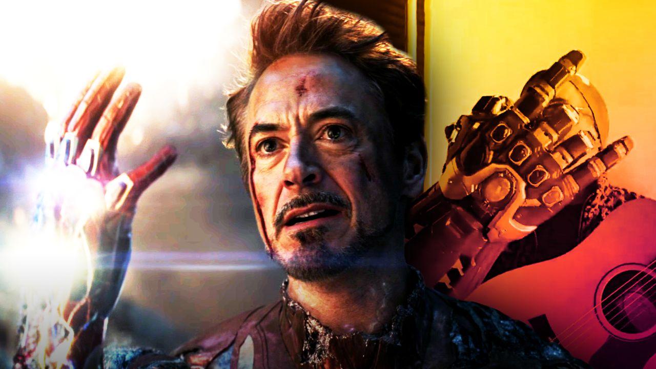 Tony Stark/Iron Man, Robert Downey Jr.