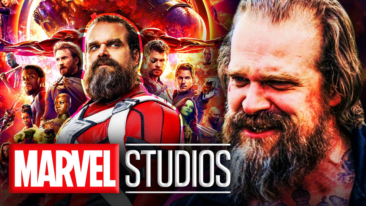 Red Guardian David Harbour Avengers Marvel Studios