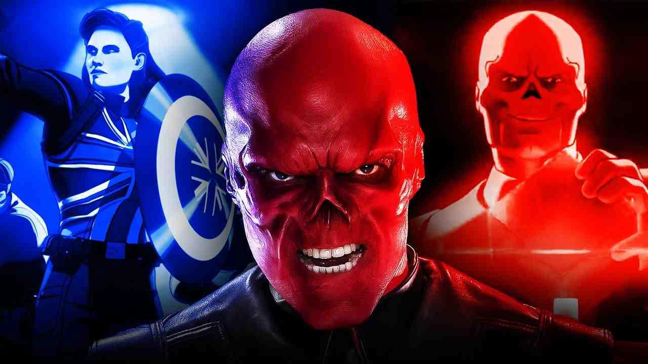 Red Skull, What If, Marvel Studios, Captain Carter