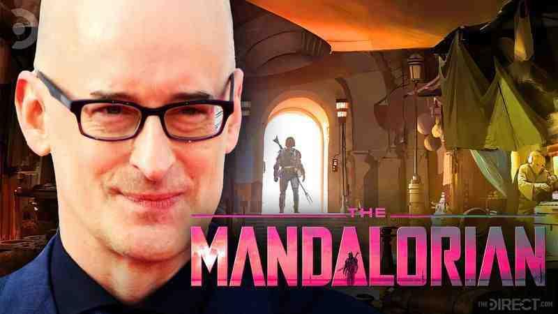 Peyton Reed The Mandalorian Season 2 Star Wars