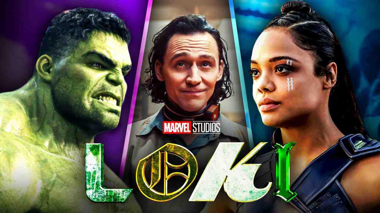Loki Hulk Valkyrie Revengers