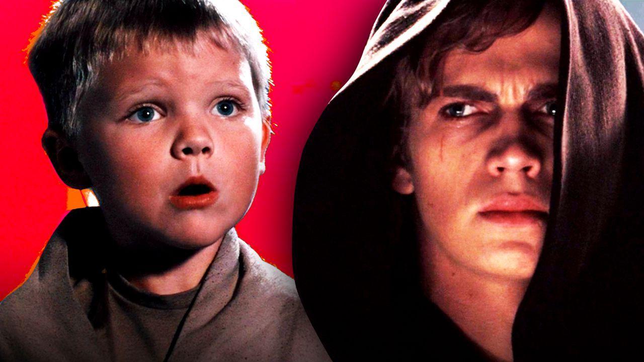 Jedi Youngling, Anakin Skywalker Episode 3