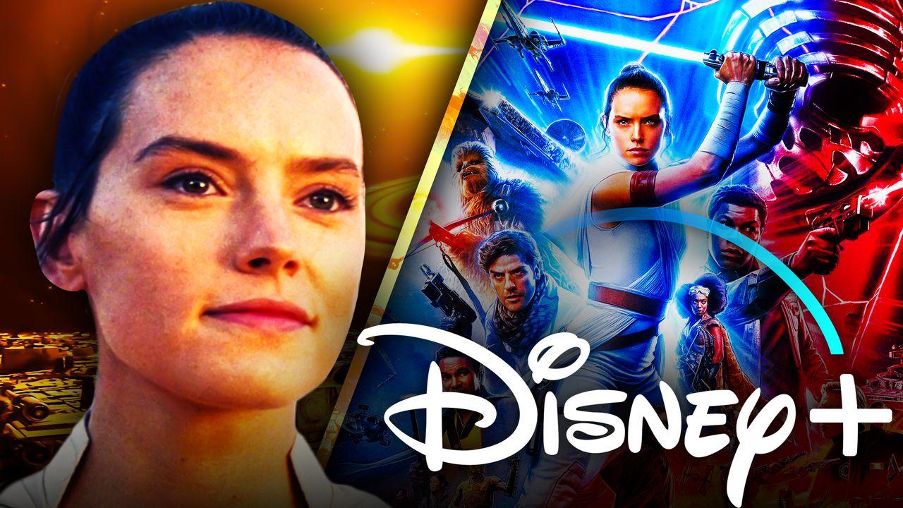 Star Wars Rey Disney Plus