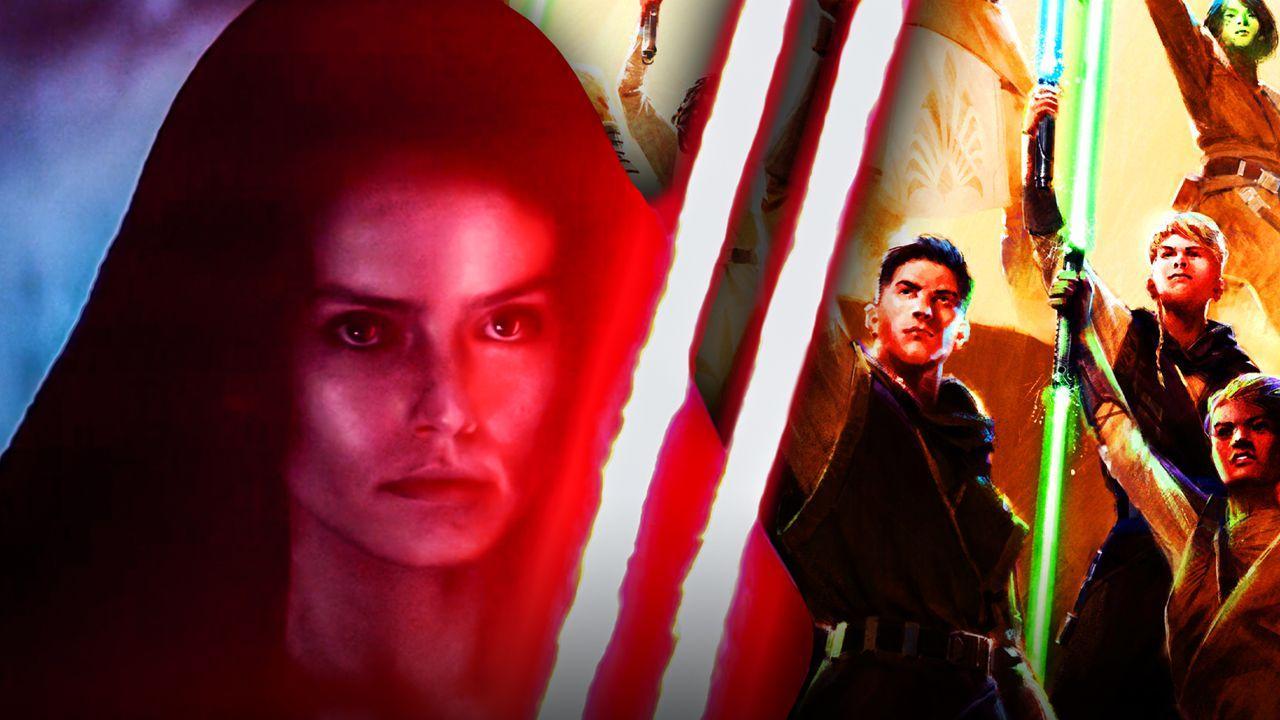Dark Rey, The High Republic Jedi