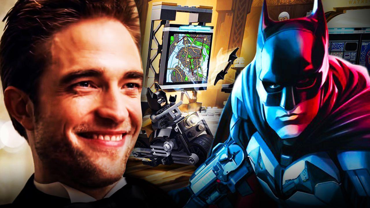 The Batman, Robert Pattinson, LEGO