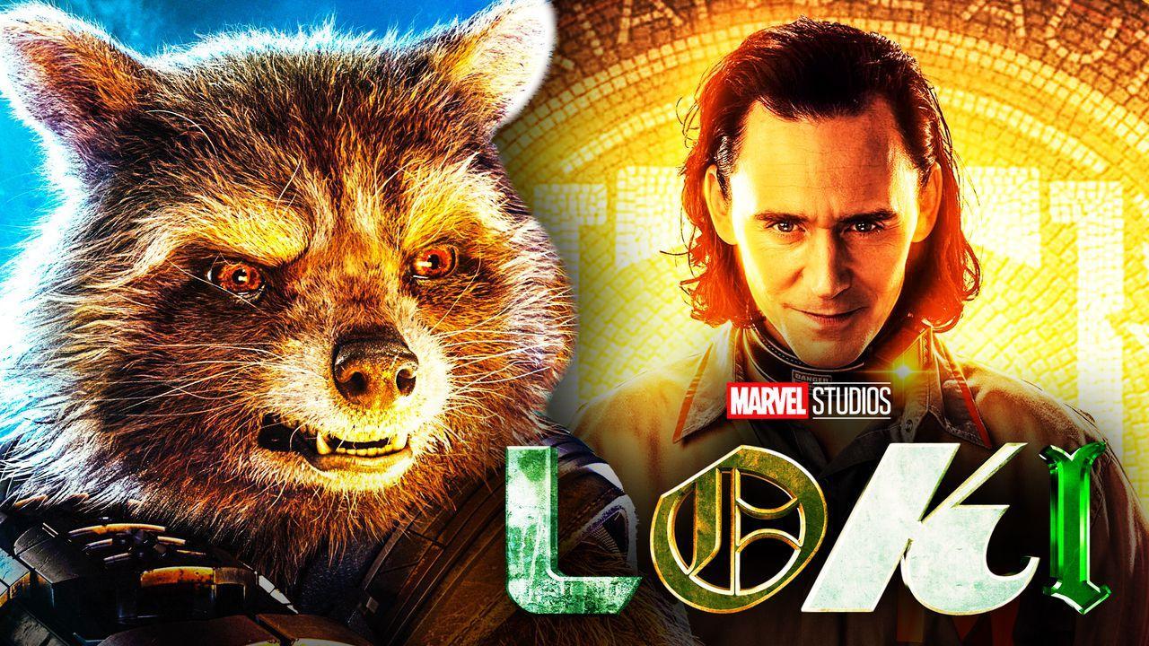 Rocket Raccoon, Loki